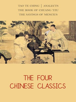 cover image of The Four Chinese Classics