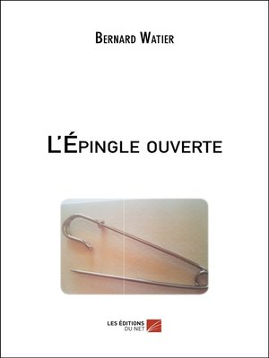 cover image of L'Épingle ouverte