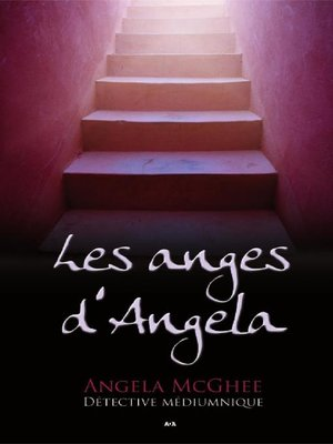 cover image of Les anges d'Angela