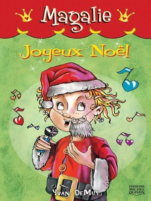 cover image of Magalie 6--Joyeux Noël