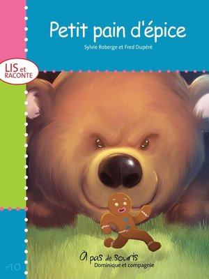 cover image of Petit pain d'épice