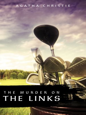 cover image of The Murder on the Links