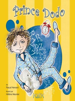 cover image of Prince Dodo