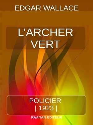 cover image of L'Archer Vert