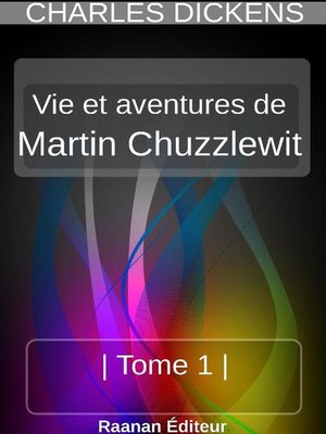 cover image of MARTIN CHUZZLEWIT    TOME 1  