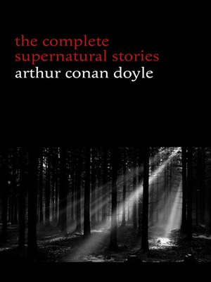 cover image of Arthur Conan Doyle
