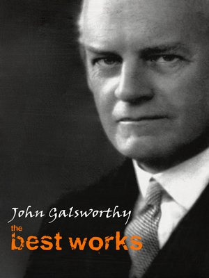 cover image of John Galsworthy