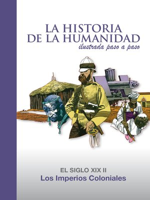 cover image of Los Imperios Coloniales