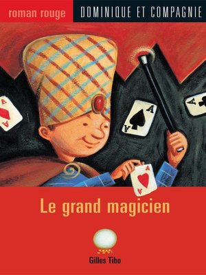 cover image of Le grand magicien