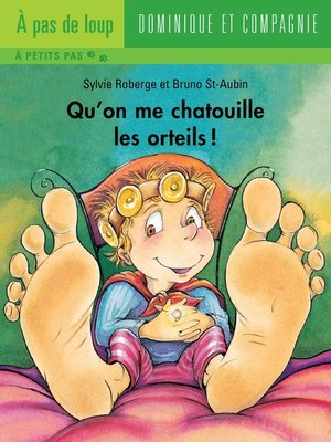 cover image of Qu'on me chatouille les orteils !
