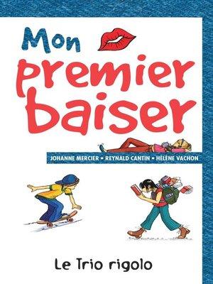 cover image of Mon premier baiser