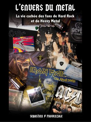 cover image of L'envers du Metal
