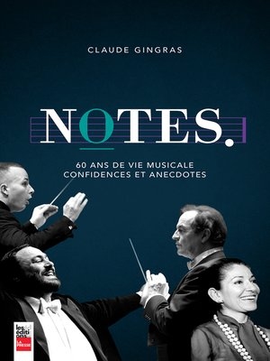 cover image of Notes