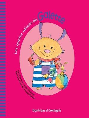 cover image of Les quatre saisons de Galette