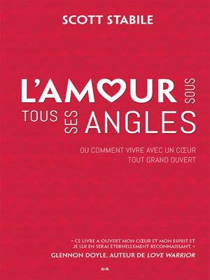 cover image of L'amour sous tout ses angles