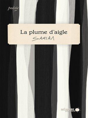 cover image of La plume d'aigle