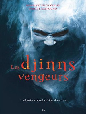 cover image of Les djinns vengeurs