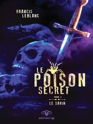 cover image of Le sarin