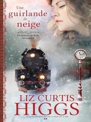 cover image of Une guirlande de neige