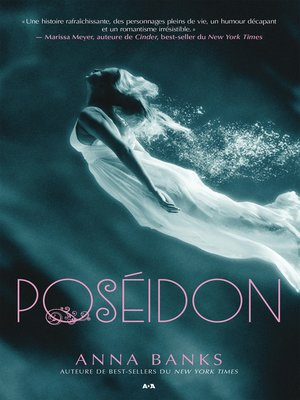 cover image of Poséidon