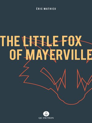 cover image of The Little Fox of Mayerville
