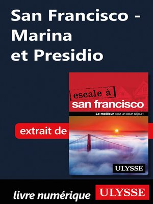 cover image of San Francisco--Marina et Presidio