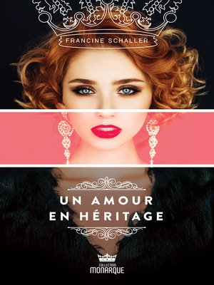 cover image of Un amour en héritage
