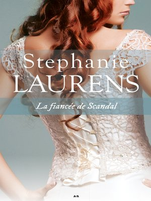 cover image of La fiancée de Scandal