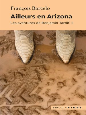 cover image of Ailleurs en Arizona