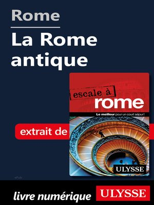cover image of Rome--La Rome antique