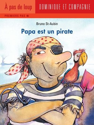 cover image of Papa est un pirate