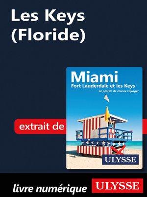 cover image of Les Keys (Floride)