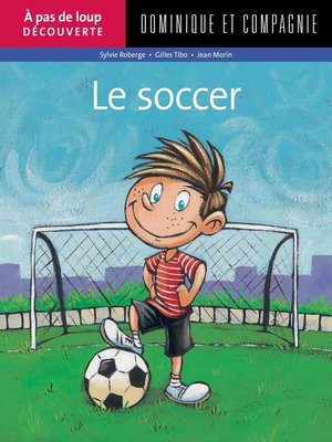cover image of Le soccer