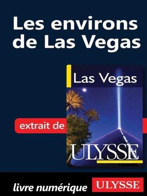cover image of Les environs de Las Vegas