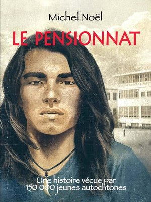 cover image of Le pensionnat