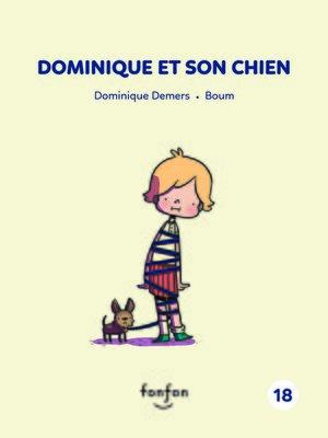 cover image of Dominique et son chien