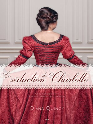 cover image of La séduction de Charlotte