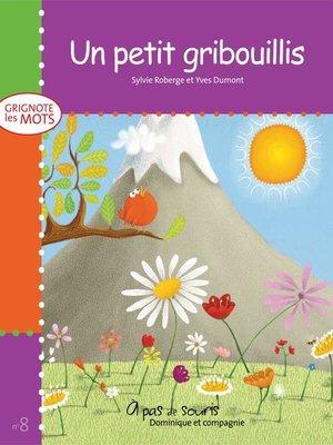 cover image of Un petit gribouillis