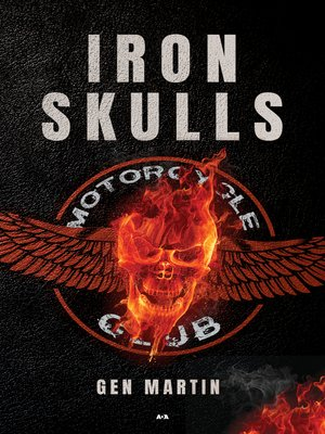 cover image of Iron skulls
