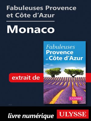 cover image of Fabuleuses Provence et Côte d'Azur