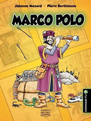 cover image of Connais-tu?--En couleurs 3--Marco Polo