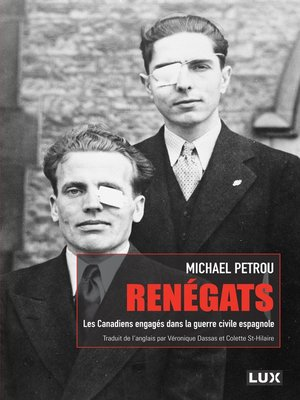 cover image of Renégats
