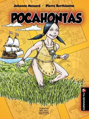cover image of Connais-tu?--En couleurs 18--Pocahontas
