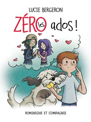 cover image of Zéro les ados !