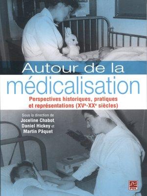 cover image of Autour de la médicalisation