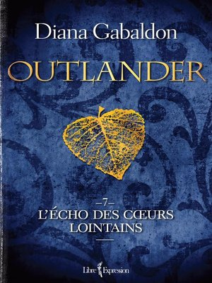 cover image of Outlander, tome 7
