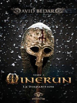 cover image of La disparition