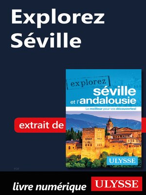 cover image of Explorez Séville