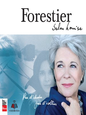 cover image of Forestier selon Louise