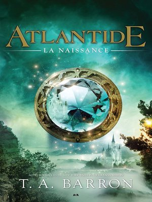 cover image of Atlantide--La naissance